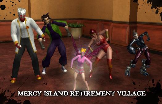 Mercy Island Retirement Village